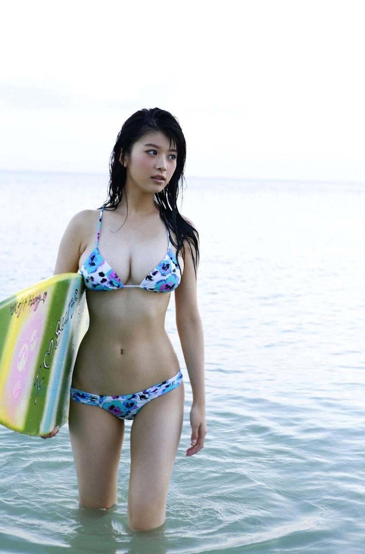 【馬場ふみかエロ画像】仮面ライダードライブで話題の女優が無駄に良い身体しているwww 23