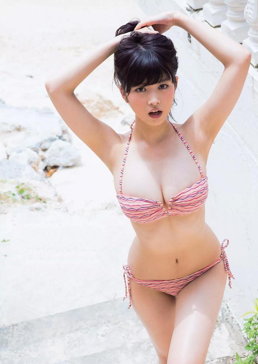 【馬場ふみかエロ画像】仮面ライダードライブで話題の女優が無駄に良い身体しているwww 38