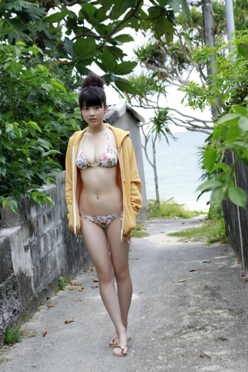 【馬場ふみかエロ画像】仮面ライダードライブで話題の女優が無駄に良い身体しているwww 47