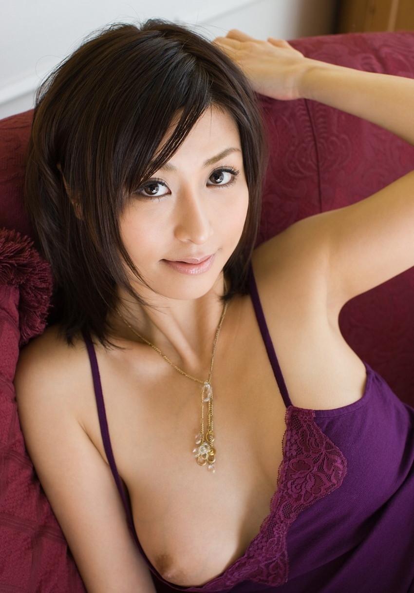 【朝日奈あかりエロ画像】清楚で上品な顔しているけど、かなりエッチなプレイをするAV女優www 38