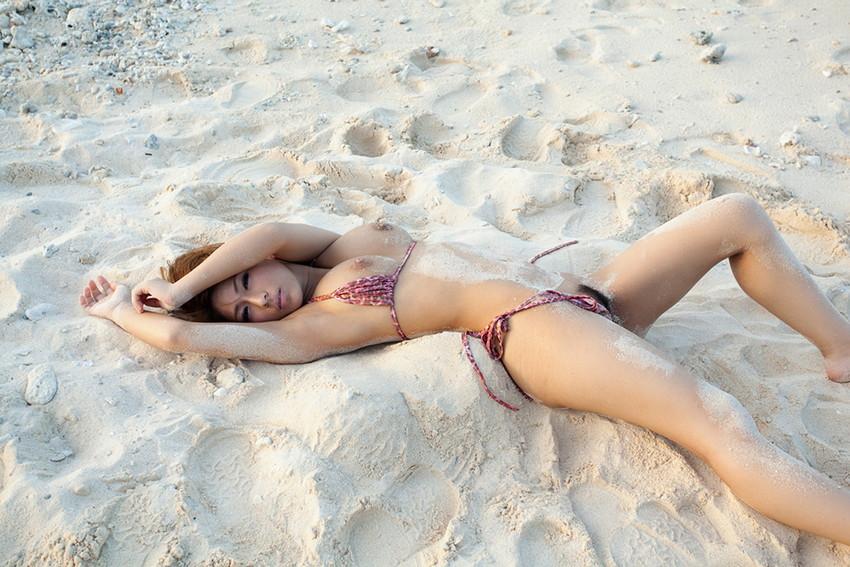 【星野ナミエロ画像】爆乳な福岡美女のエッチな身体が最高すぎるwww 29