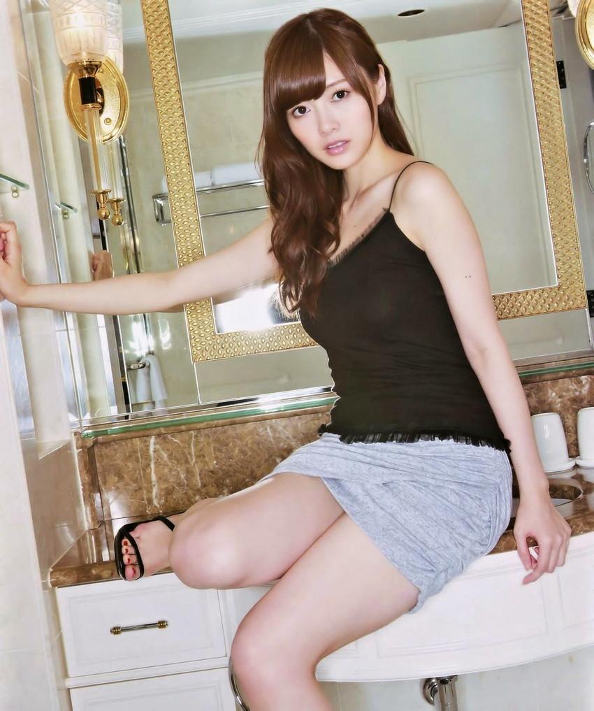 【白石麻衣エロ画像】「パイやん」と呼ばれている、清楚系美少女アイドルのけしからん乳www 07