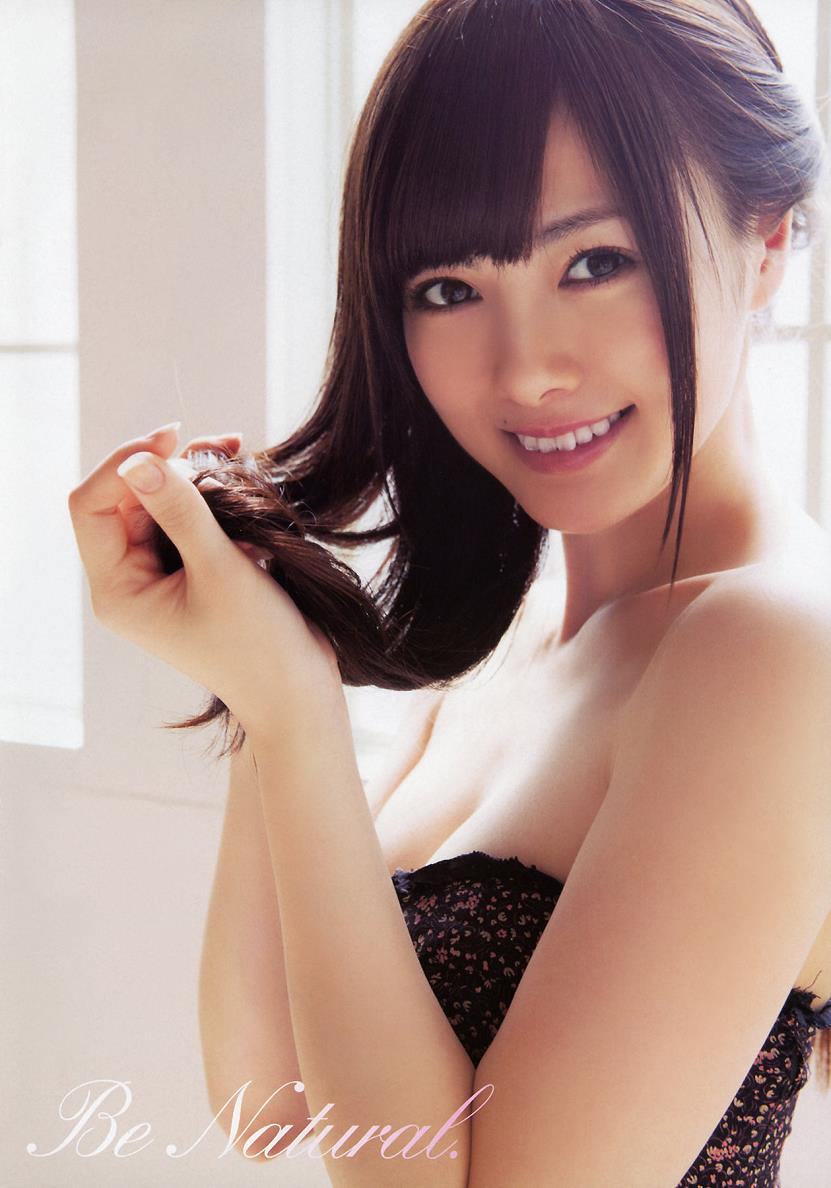 【白石麻衣エロ画像】「パイやん」と呼ばれている、清楚系美少女アイドルのけしからん乳www 18
