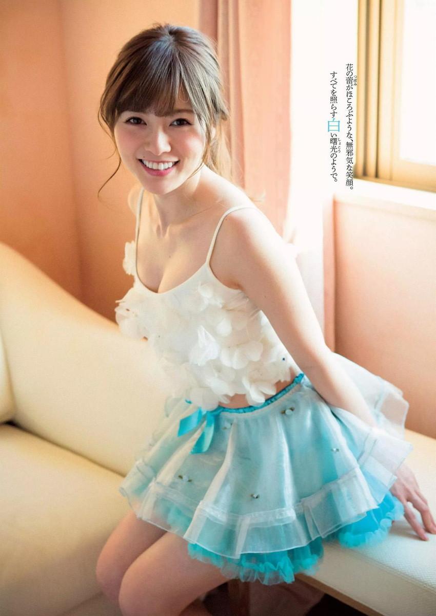 【白石麻衣エロ画像】「パイやん」と呼ばれている、清楚系美少女アイドルのけしからん乳www 24