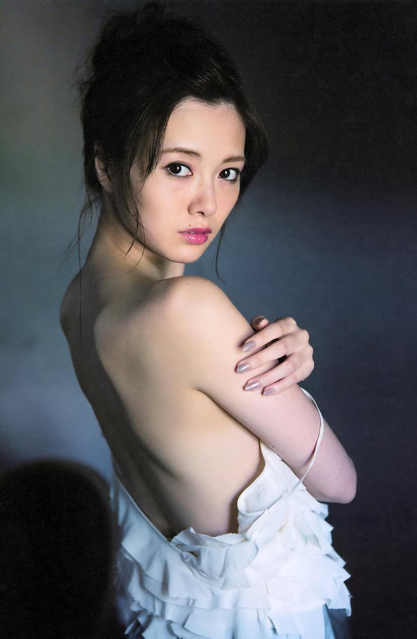 【白石麻衣エロ画像】「パイやん」と呼ばれている、清楚系美少女アイドルのけしからん乳www 30