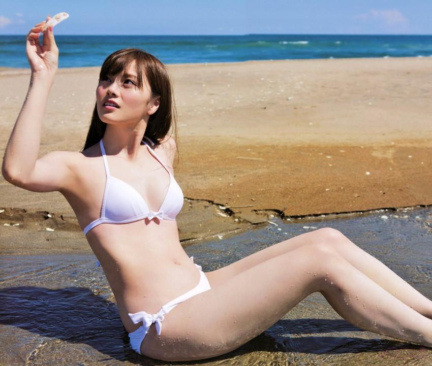 【白石麻衣エロ画像】「パイやん」と呼ばれている、清楚系美少女アイドルのけしからん乳www 31