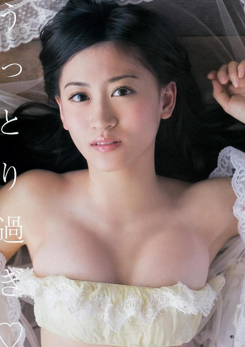 【上西恵エロ画像】優等生キャラでしかも清楚なのに、このスケベ過ぎる身体はなんだ・・・(※勃起注意) 26