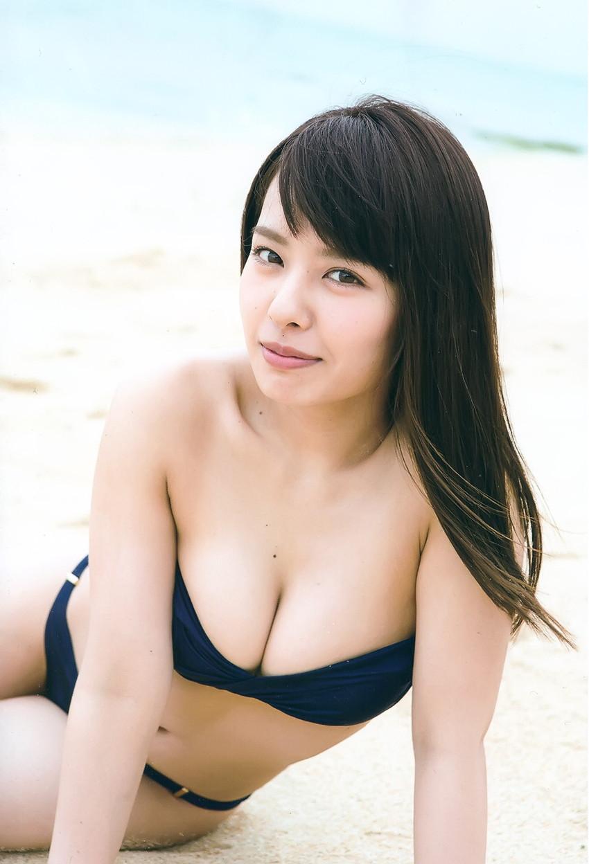 【山田菜々エロ画像】NMBのお笑い担当が、とてつもなくエッチな身体をしているんだが・・・(※勃起注意) 04