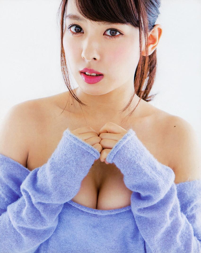 【山田菜々エロ画像】NMBのお笑い担当が、とてつもなくエッチな身体をしているんだが・・・(※勃起注意) 45