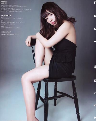 【山田菜々エロ画像】NMBのお笑い担当が、とてつもなくエッチな身体をしているんだが・・・(※勃起注意) 15
