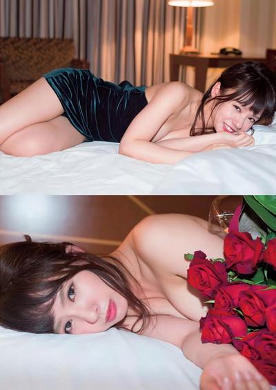 【山田菜々エロ画像】NMBのお笑い担当が、とてつもなくエッチな身体をしているんだが・・・(※勃起注意) 18