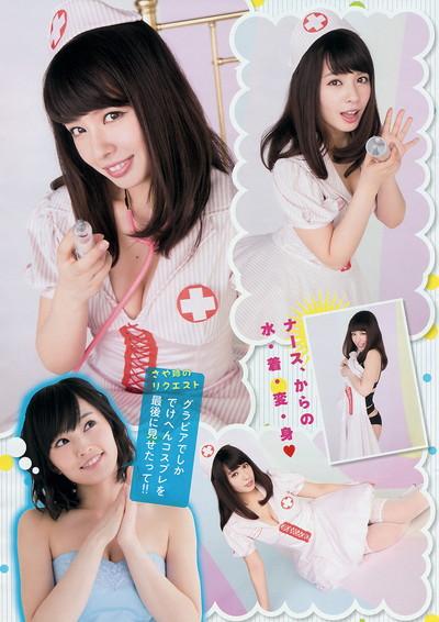 【山田菜々エロ画像】NMBのお笑い担当が、とてつもなくエッチな身体をしているんだが・・・(※勃起注意) 21