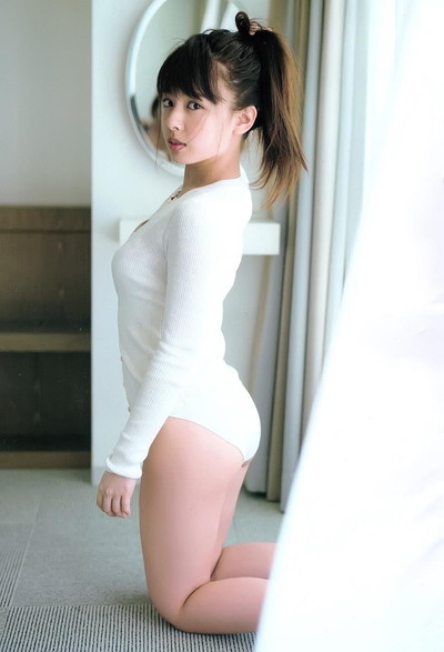 【山田菜々エロ画像】NMBのお笑い担当が、とてつもなくエッチな身体をしているんだが・・・(※勃起注意) 23