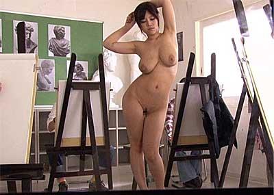 【エ□】学校でのヌードモデル禁止した方がよくない?美大などの芸術ヌード画像あり