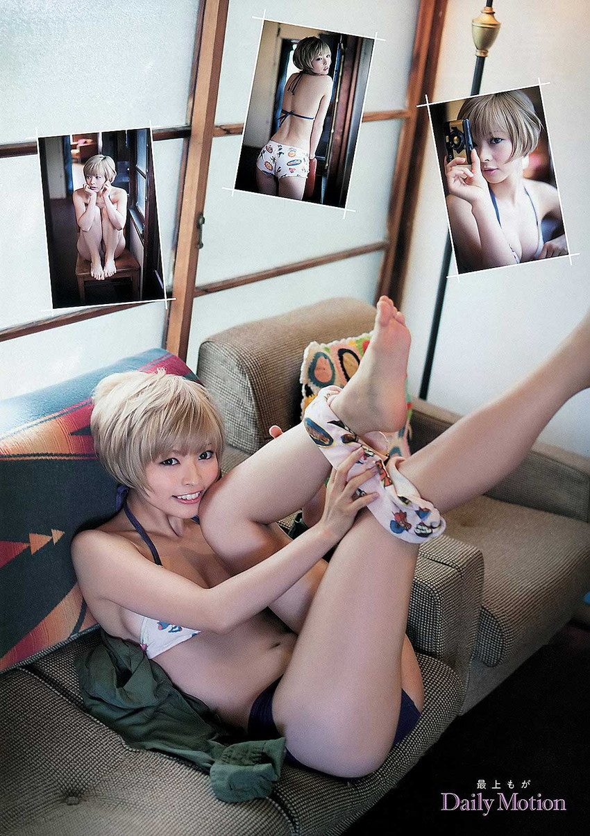 【グラビアエロ画像】金髪ショトカ界の神最上もがのヌける超セクシーグラビア画像50選!かわいいがハミ出まくってます!! 24