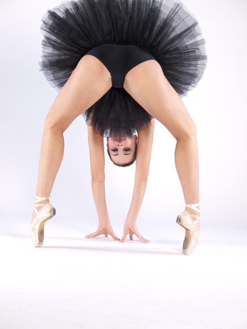 【レオタードエロ画像】バレエと体操のレオタードってなんでこんなにエロいの?乳首勃起やマン型くっきりのスポーツエロ画像50枚 12