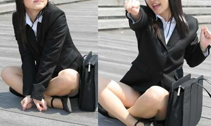 【リクルートスーツエロ画像】頑張りエロの最高峰、リクルートスーツ!女性は永遠に就活していてほしいすww穴が開くほど見てしまうリ就活スーツエロ画像 37