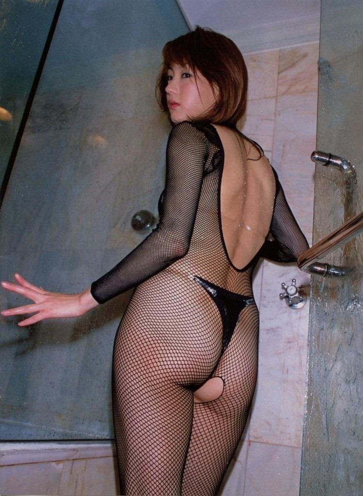 【全身タイツエロ画像】裸に全身タイツが普通の網タイツより100万倍エロいという法則!乳首完全にこすれちゃってますよねwwどんどん勃起してますよ 27