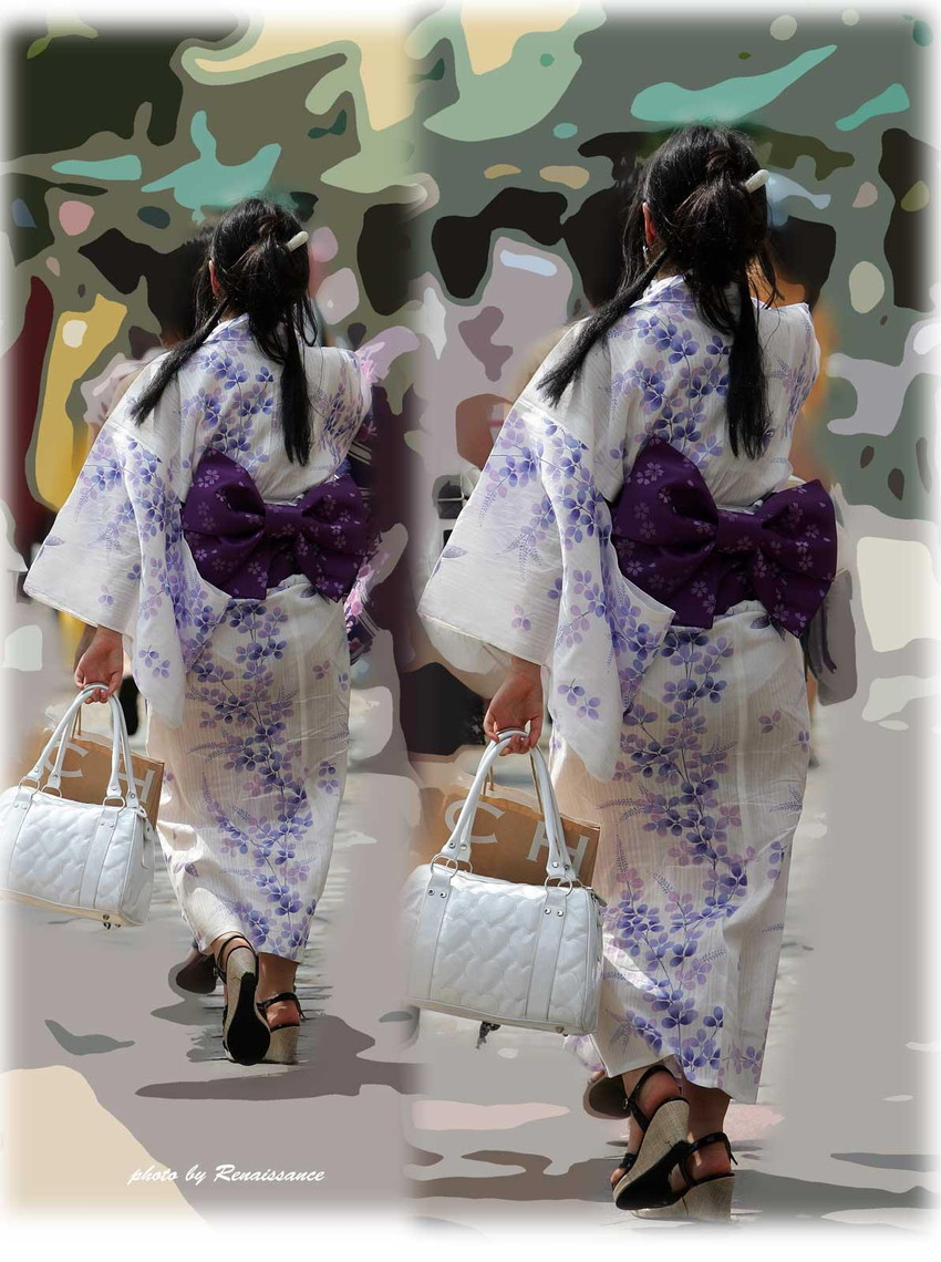 【祭りエロ画像】カップルからのおすそ分けwwお祭りでテンション上がってる娘のパンチラやお神輿での乳首露出など・・お祭りエロ画像集 11