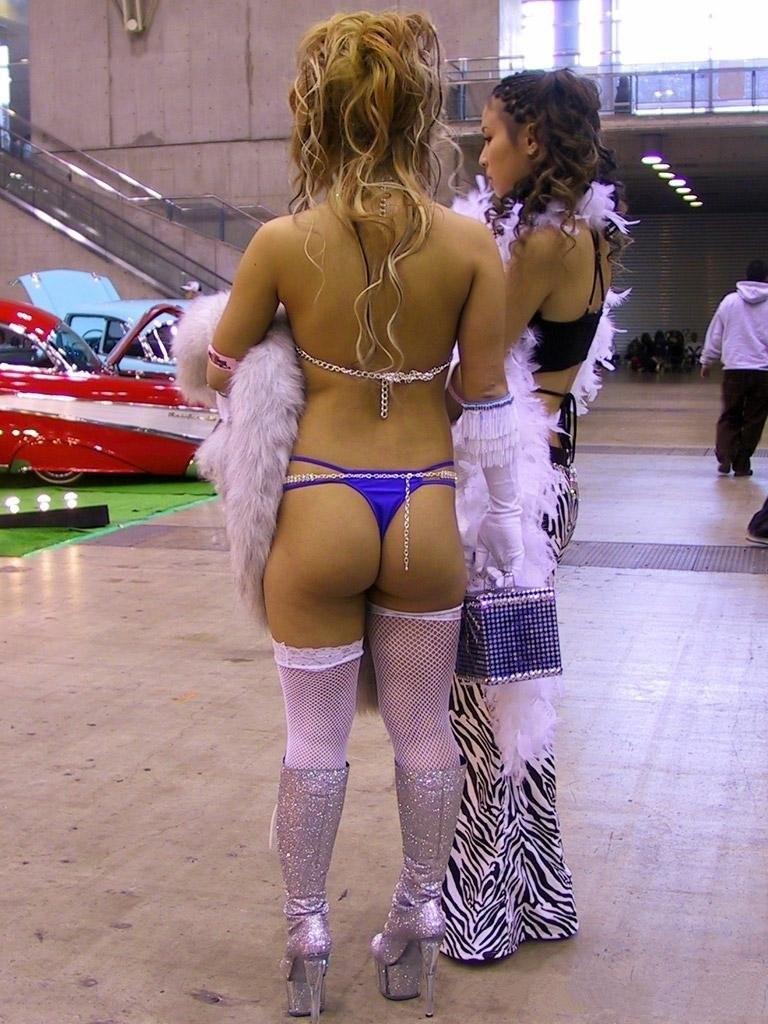 【レゲエダンサーエロ画像】恰好もポーズもヤバイ程エロいレゲエダンス。ダンサーの開脚系超エロ画像集50連発! 11