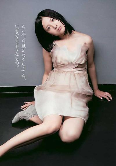 【芸能人エロ画像】脱いでいたことがあまり知られていない吉高由里子と池脇千鶴。今をときめく女優のリアルおっぱい、ヌード画像集! 23