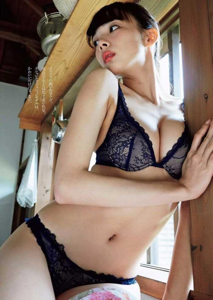 【岡田紗佳エロ画像】何だただの最強の女神ちゃんかwwノンノ専属モデル岡田紗佳の最強ボディがたまらなくエロい!モデルなのにこんなに際どいなんて! 21
