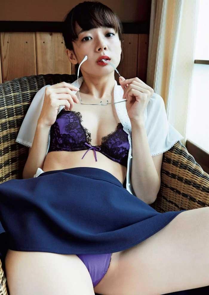 【岡田紗佳エロ画像】何だただの最強の女神ちゃんかwwノンノ専属モデル岡田紗佳の最強ボディがたまらなくエロい!モデルなのにこんなに際どいなんて! 22