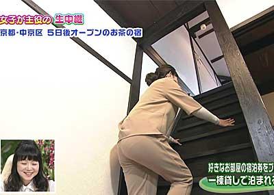 【女子アナエロ画像】女子アナの普段見せない尻!ピタパン、タイトスカートだからパンティーライン丸見えのお宝画像で抜く素晴らしさww
