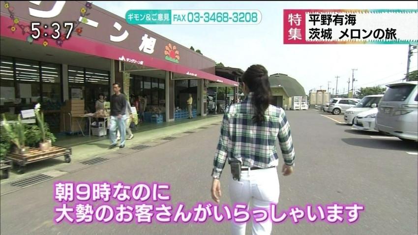 【女子アナエロ画像】女子アナの普段見せない尻!ピタパン、タイトスカートだからパンティーライン丸見えのお宝画像で抜く素晴らしさww 04
